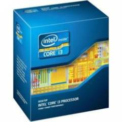 Intel Core i3 3240 3.4 GHz 3MB 1155p HD 2500 VGA