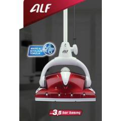 Alf BT-123 Steam Force Hero Buharl� Temizleyici