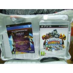 SKYLANDERS GIANTS STARTER PACK PS3 SIFIR KUTUSUZ