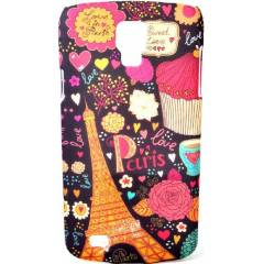 Samsung i9295 Galaxy S4 Active Love Paris Kapak