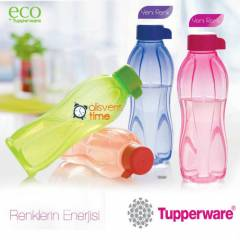 TUPPERWARE EKO ���E 500ML (4 ADET FULL SET)