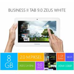 Piranha Business II Tab 9.0 Zeus White Tablet PC