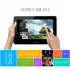 Piranha Ultra II Tab 10.1 Tablet PC