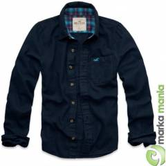 Hollister CABRILLO BEACH FLANNEL (Oduncu) Gomlek