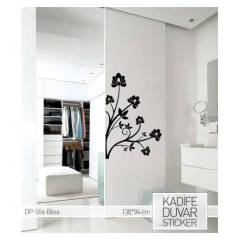 KAD�FE DUVAR STICKER BLISS 94X138 CM