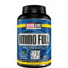 Hardline Nutrition Amino Full 300 tablet+ HED�YE