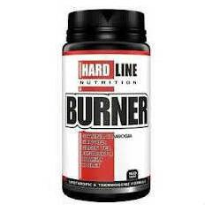Hardline Nutrition Burner 160 tablet  + HED�YE