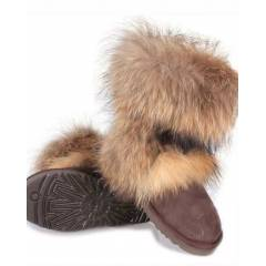 Ugg - Fox Fur 5825 Chocolate