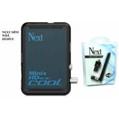 Next Minix HD COOL UYDU ALICISI 2.4 W�F� HED�YE