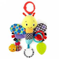 Bright Starts 9075 Sensory Plush Pals Yusuf�uk