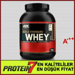 Optimum Nutr. Whey Gold Protein Tozu - 2273 gr