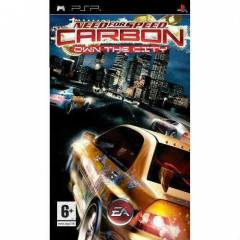 PSP - NEED FOR SPEED CARBON - ORJ�NAL PSP OYUN