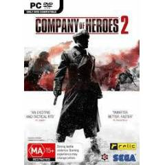 COMPANY OF HEROES 2 STEAM CD KEY CDKEY