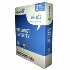 F_Secure 2014 Antivir�s & Internet Security 3YIL
