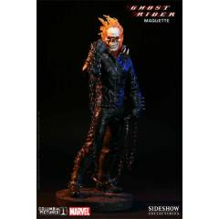 Sideshow Ghost Rider Maquette