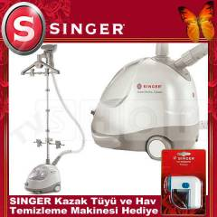 Singer Steam Works K�r���k Giderici �t� +HED�YE