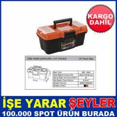 "14"" POWER BAG L�KS TAKIM �ANTASI 35x18x15cm KD"