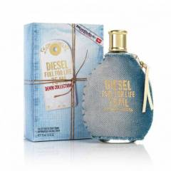Diesel Fuel For Life Denim EDT Bayan Parf�m 50ml