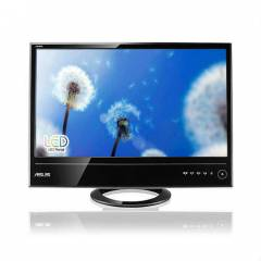 24 ASUS ML248H LED 2MS S�YAH D-SUB HDMI
