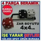 4 PC ZAR MODEL TUZLUK B�BERL�K BAHARATLIK SET KD