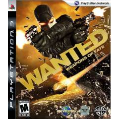 WANTED WEAPONS OF FATE PS3 �OK F�YATA