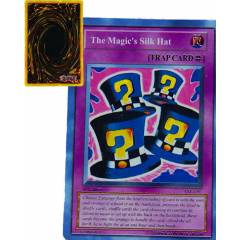 YU-G�-OH TEK KART THE MAGIC SILK HAT