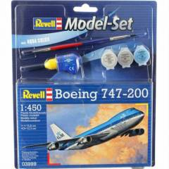 revell Model Set Boeing 747-200