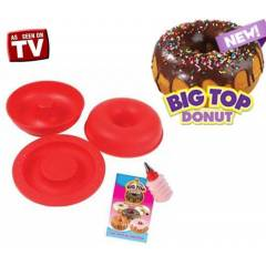 Big Top Donut Silikon Kal�p