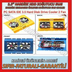 HARD�SK HDD ISINMASINI �NLEYEN ��FT FAN SO�UTUCU