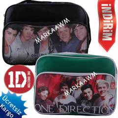 ONE D�RECT�ON �ANTA POSTACI 2013 YENI SER�S�.