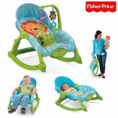 FISHER PRICE ANA KUCA�I VE SALLANAN SANDALYE