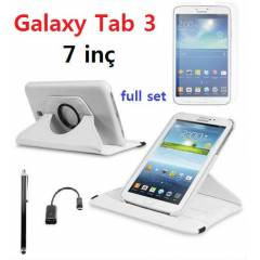 Samsung Galaxy Tab 3 7 in� P3210 K�l�f-Full+Full
