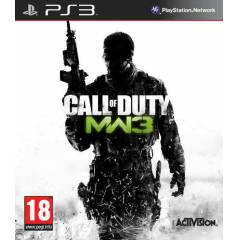 CALL OF DUTY MODERN WARFARE 3 PS3 OYUNU
