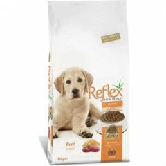 K�PEK MAMASI REFLEX LARGE BREED PUPPY ADULT15 KG