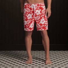 Hollister Co. �ort Mayo - Malibu Floral Short
