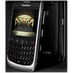 Blackberry Curve 8900 Javelin Black