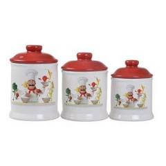 3 PAR�A PORSELEN BAHARAT SET� BOY 16 CM-31836