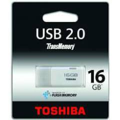 TOSHIBA 16 GB FLASH BELLEK