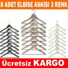 IKEA 8'L� ELB�SE ASKISI 3 RENK ASKI MODEL�  ASK