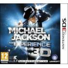 MICHAEL JACKSON THE EXPERIENCE 3DS OYUN
