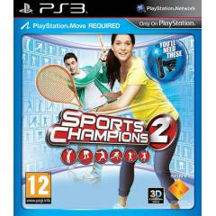 SPORTS CHAMP�ONS 2 PS3 OYUNU+S�PER SPOR OYUNLARI