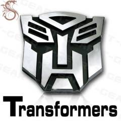 KALIN TRANSFORMERS OTOMOB�L STICKER OTOBOT CS001