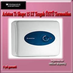 Ariston Ti Shape 15 Lt Titanyum  Term TERMOS�FON