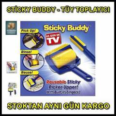 Sticky Buddy Yap��kanl� Ve F�r�al� T�y Toplay�c�