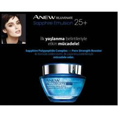 Avon Anew Rejuvenate Sapph�re Gece Kremi