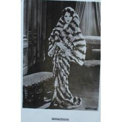 BILLIE DOVE ART�ST FOTOKART S�NEMA
