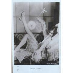 NANCY CARROLL ART�ST FOTOKART S�NEMA