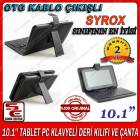 10.1'' TABLET PC KLAVYEL� DER� KILIFI VE �ANTA