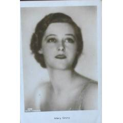 MARY GLORY ART�ST FOTOKART S�NEMA