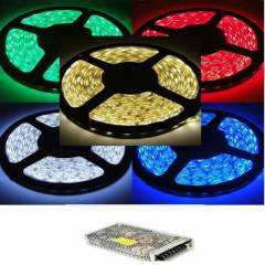 5MT �ER�T LED �� MEKAN 300 LED + ADAPT�R TAM SET